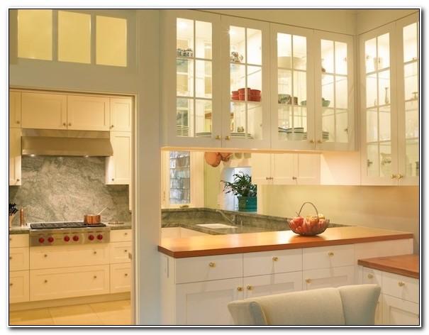 Kitchen Cabinet Door Replacement Glass
