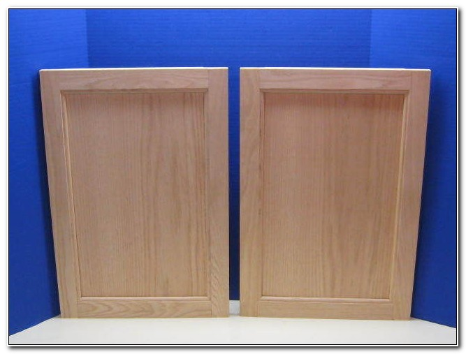 Kitchen Cabinet Doors Unfinished Oak