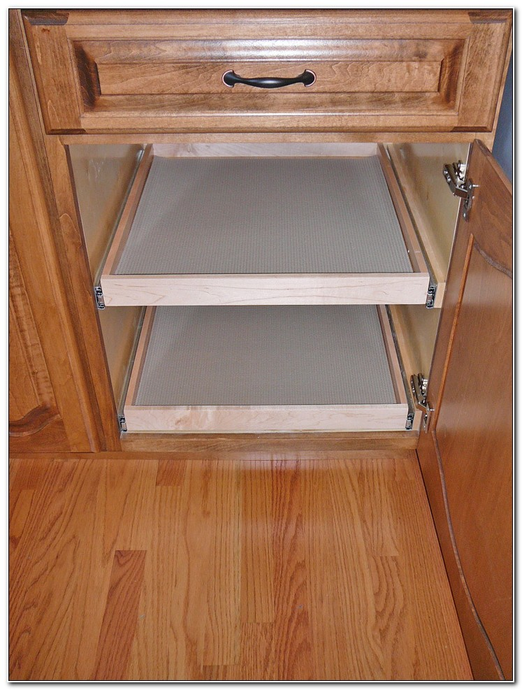 Kitchen Cabinet Drawers Slides