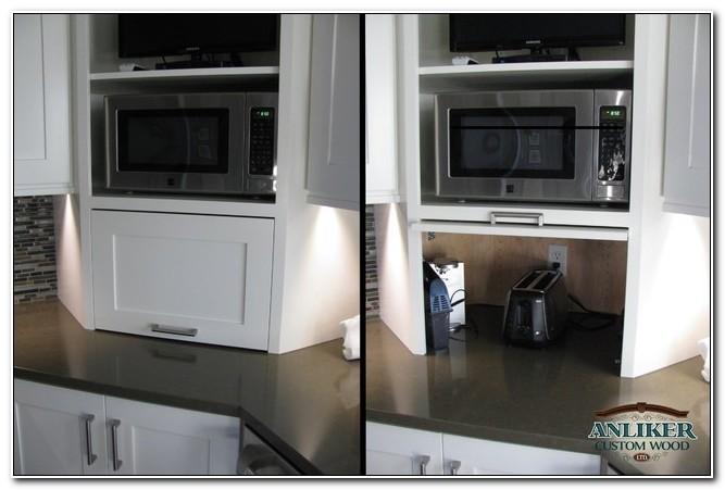 Kitchen Cabinet Garage Door Replacement