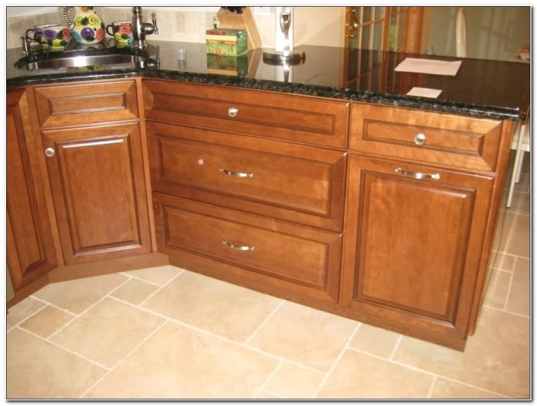 Kitchen Cabinet Knob Placement Jig