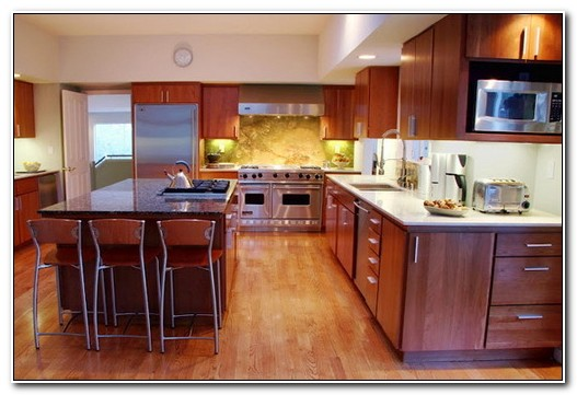 Kitchen Cabinet Laminate Refacing