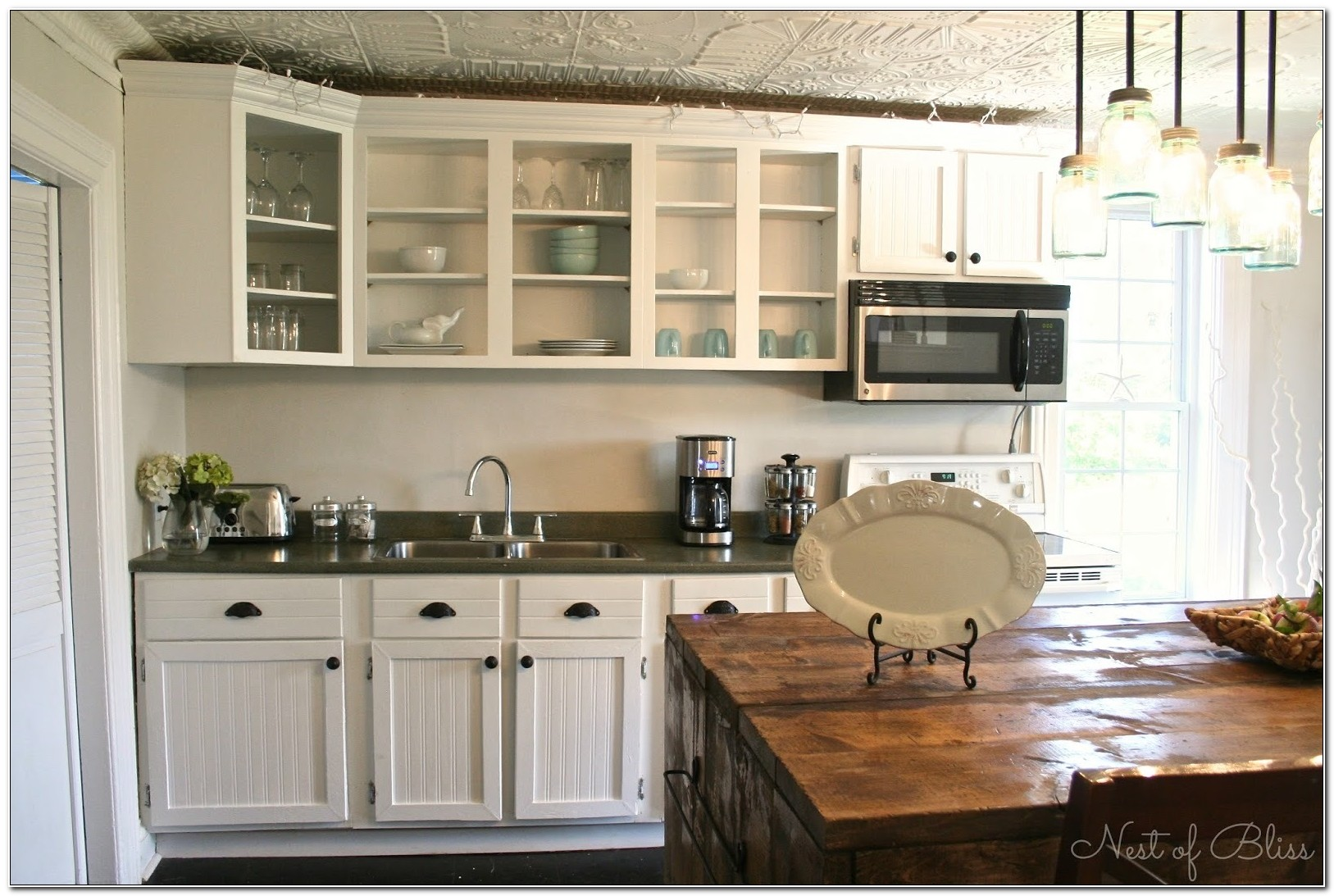 Kitchen Cabinet Makeover Ideas On A Budget