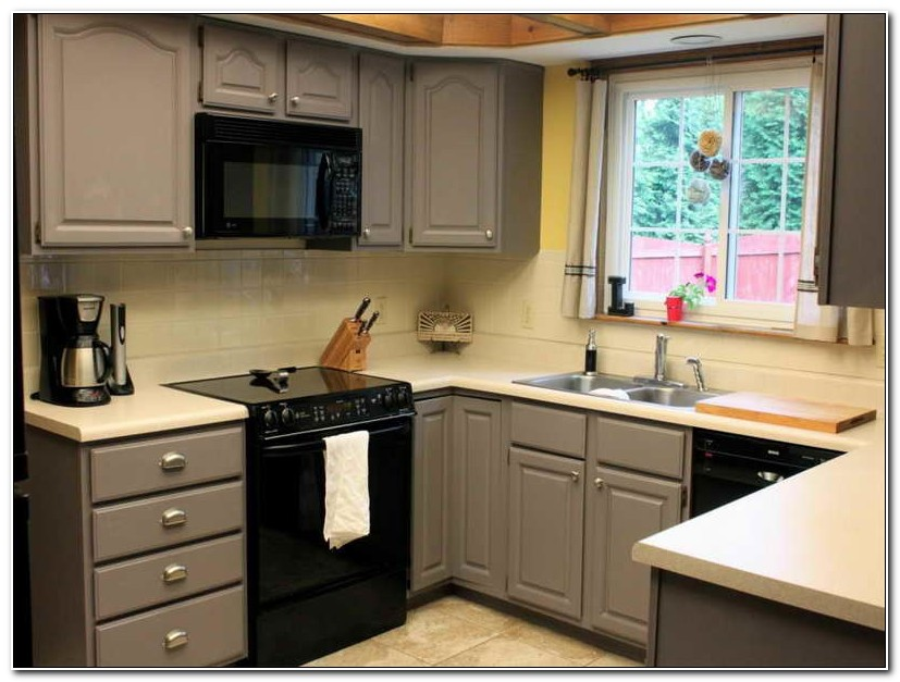 Kitchen Cabinet Painting Ideas Colors