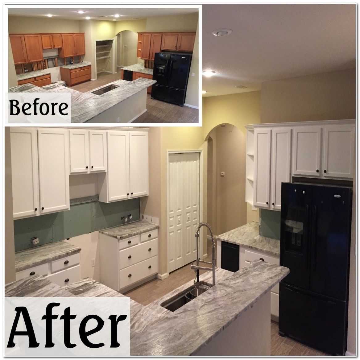 Kitchen Cabinet Painting Jacksonville Fl