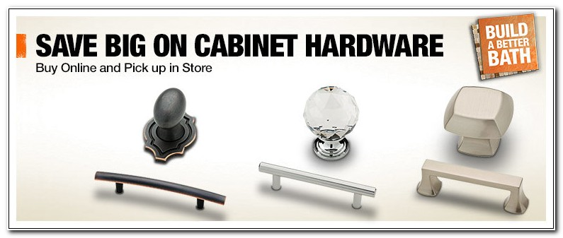 Kitchen Cabinet Pulls And Knobs Home Depot