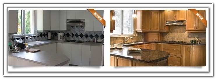 Kitchen Cabinet Refacing Home Depot Canada