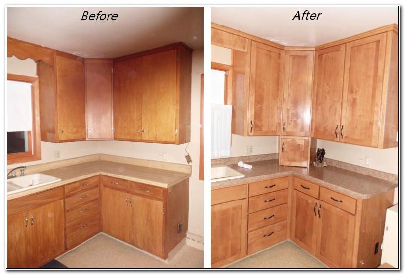 Kitchen Cabinet Refacing Veneer