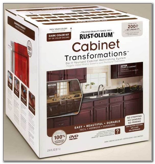 Kitchen Cabinet Resurfacing Kit