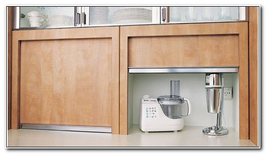 Kitchen Cabinet Roller Doors