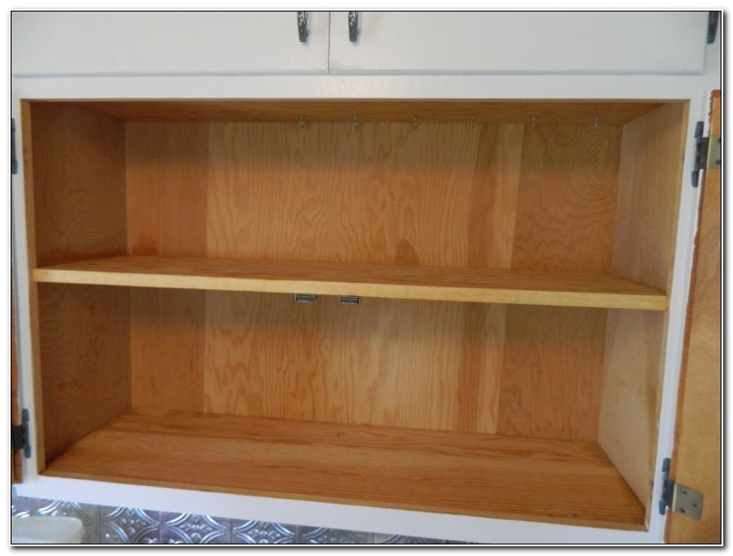 Kitchen Cabinet Spare Shelves