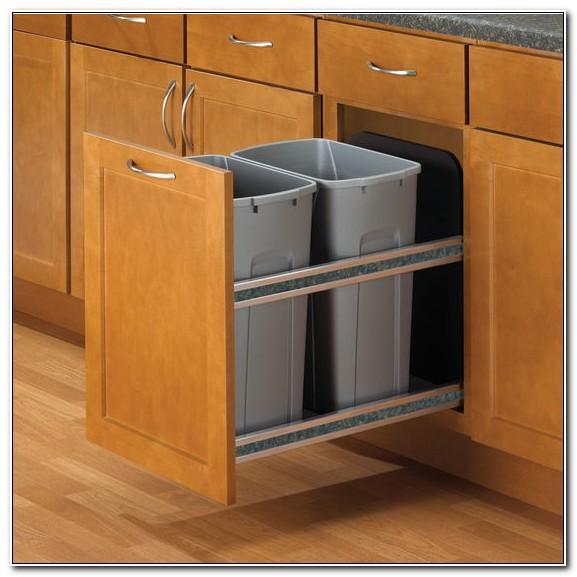 Kitchen Cabinet Waste Bins