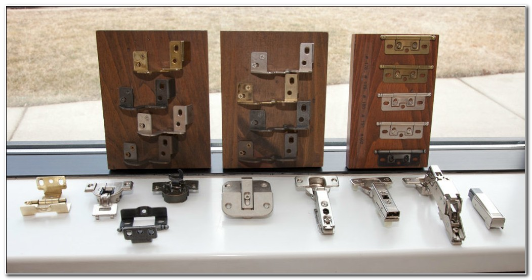 Kitchen Cabinets Hinges Types