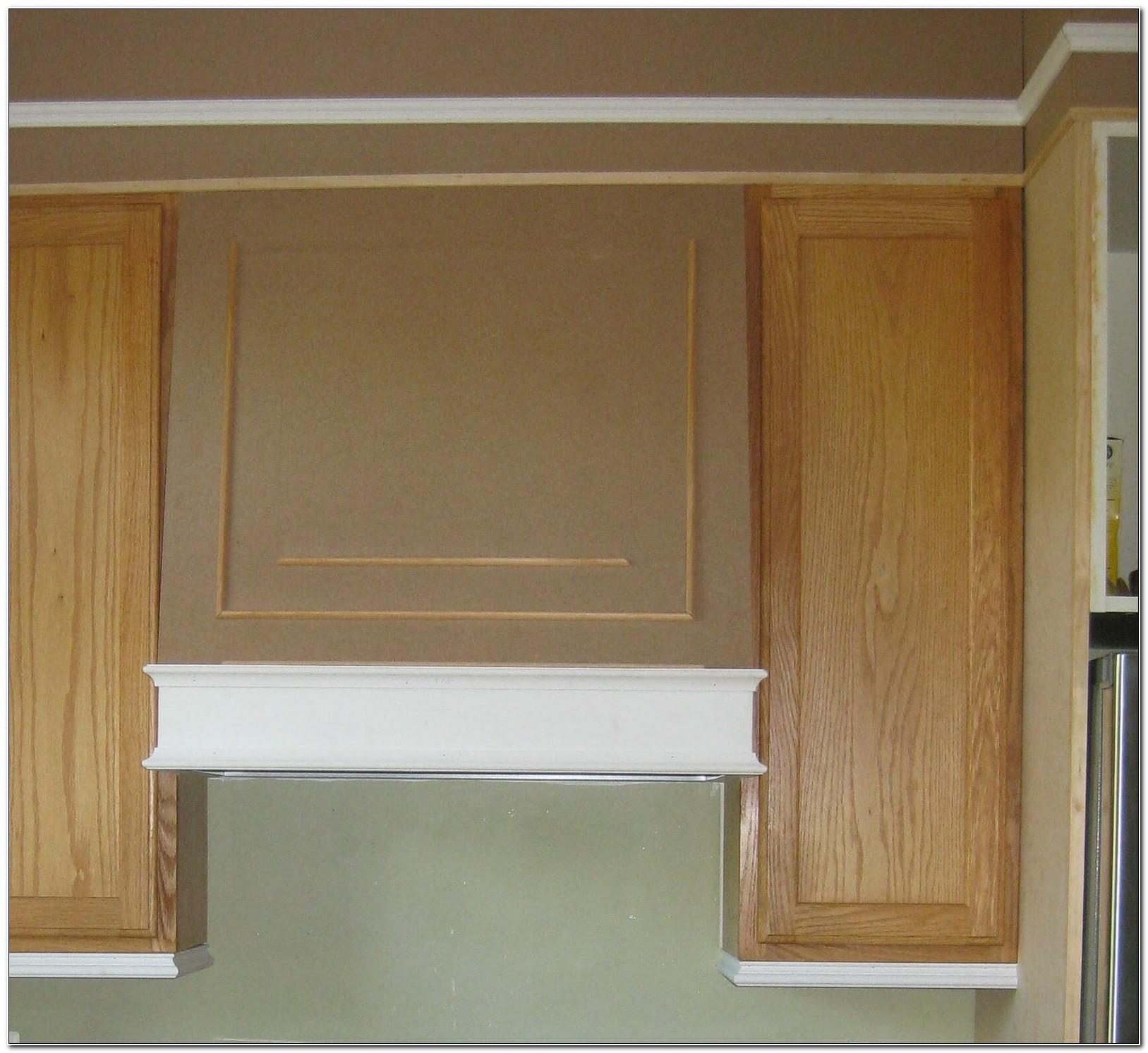 Kitchen Cabinets Molding Ideas