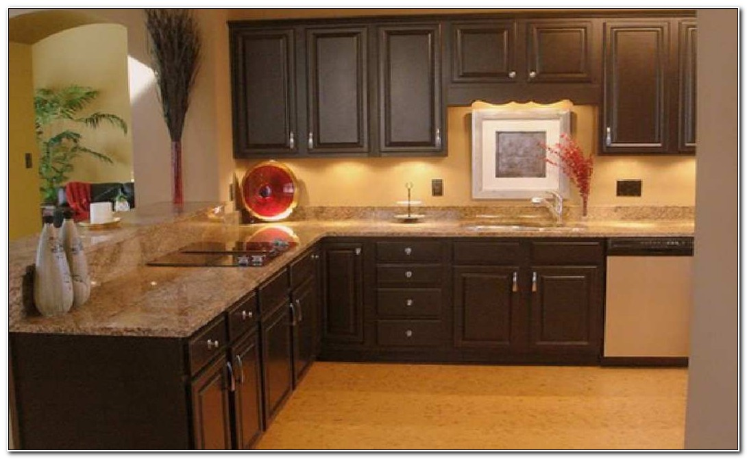Kitchen Cabinets Refinishing Diy