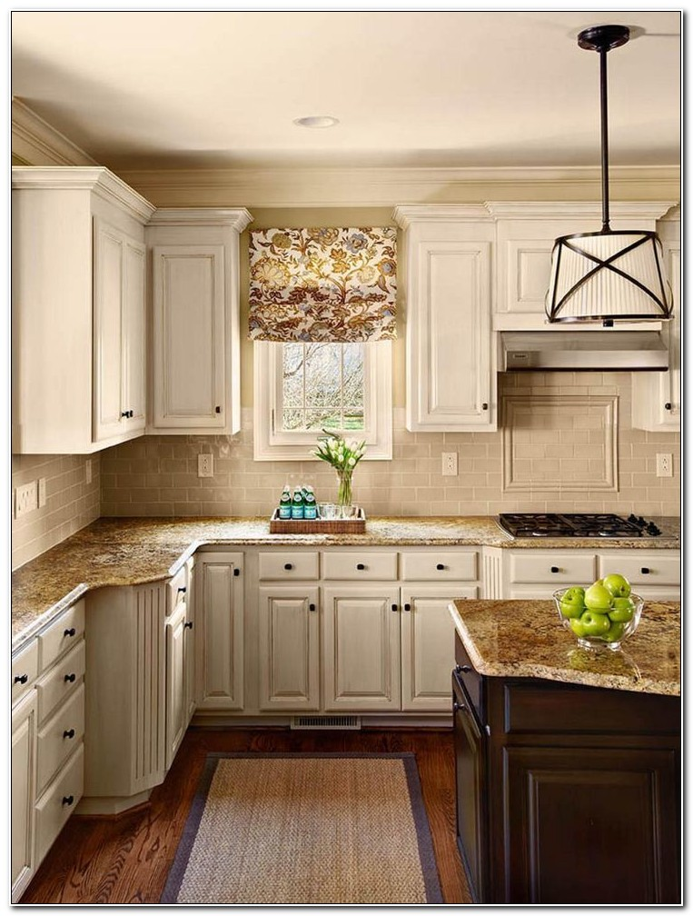 Kitchen Cabinets Refinishing Ideas