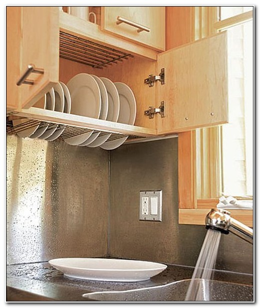 Kitchen Cabinets Space Savers