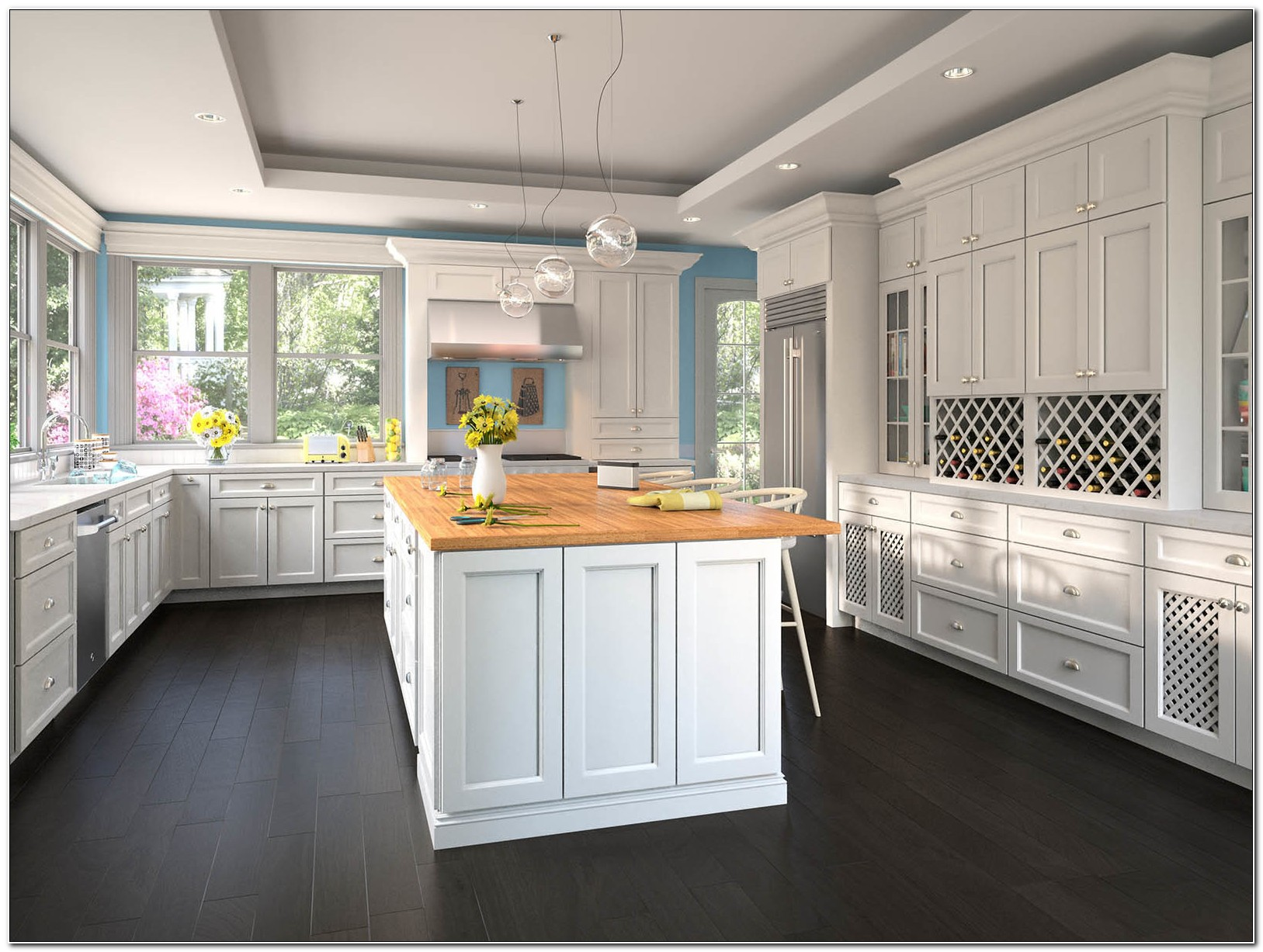 Kitchen Cabinets West Melbourne Fl