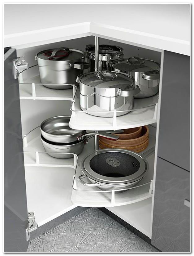 Kitchen Corner Cabinet Space Saver
