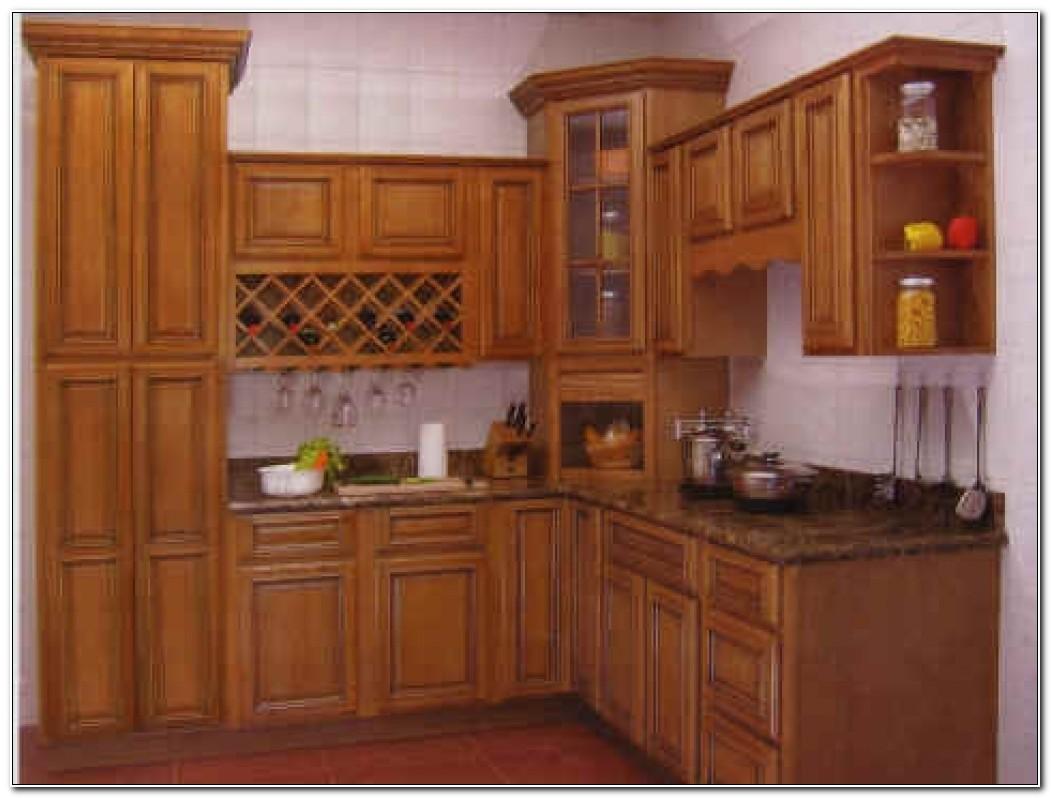 Kitchen Corner Wall Cabinet Ideas