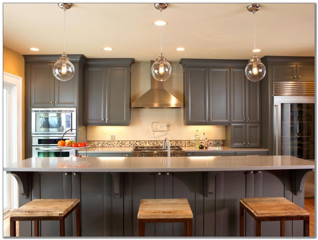 Kitchen Cupboard Refinishing Ideas