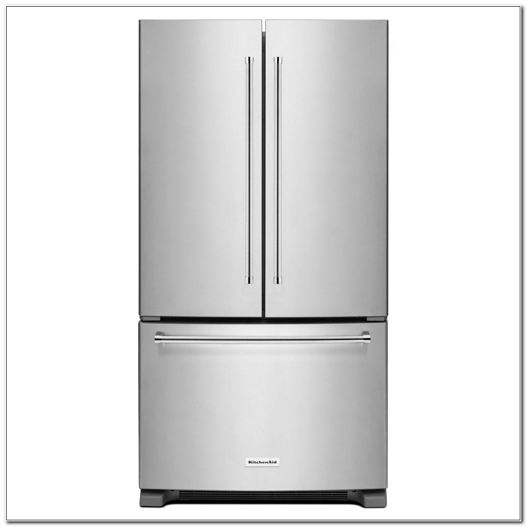Kitchenaid Counter Depth Refrigerator 20 Cu Ft