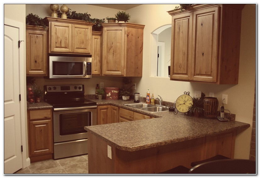 Knotty Alder Kitchen Cabinets Rta