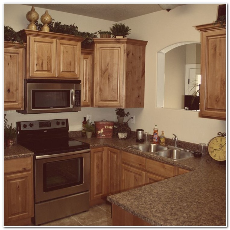 Knotty Oak Rta Kitchen Cabinets