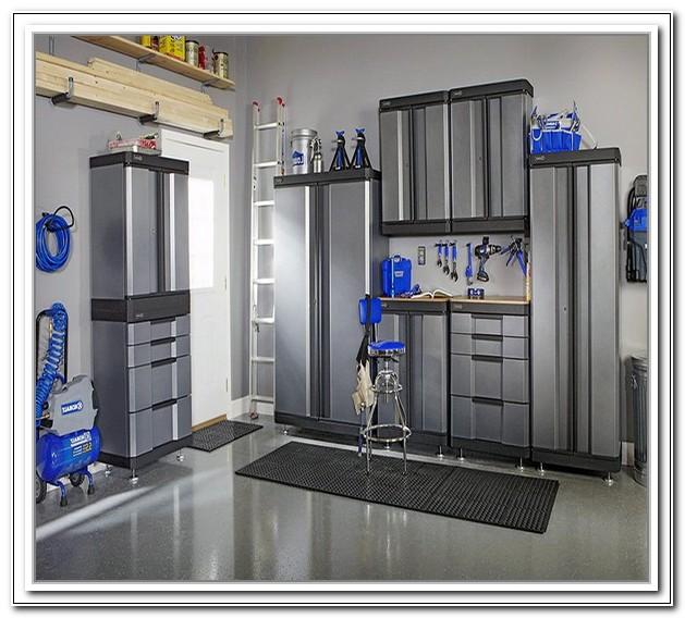 Kobalt Garage Storage Cabinets