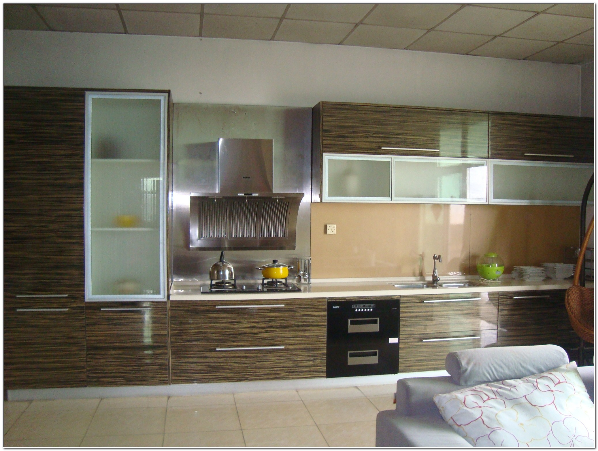 Laminate Veneer For Kitchen Cabinets