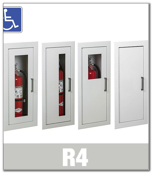 Larsens Fire Extinguisher Cabinets 2409 R4