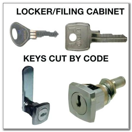 Lateral File Cabinet Lock Replacement