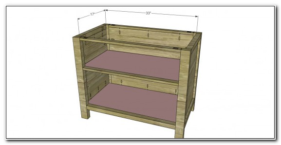 Lateral File Cabinet Woodworking Plans