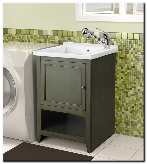Laundry Room Sink And Vanity