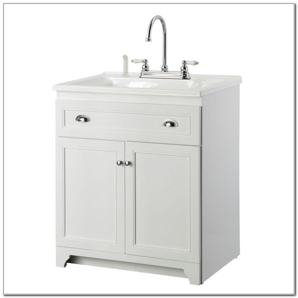 Laundry Room Sink Vanities