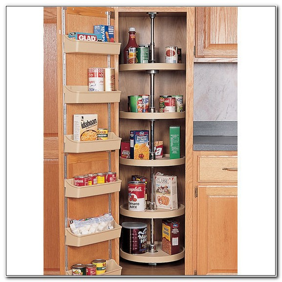 Lazy Susan For Pantry Cabinets