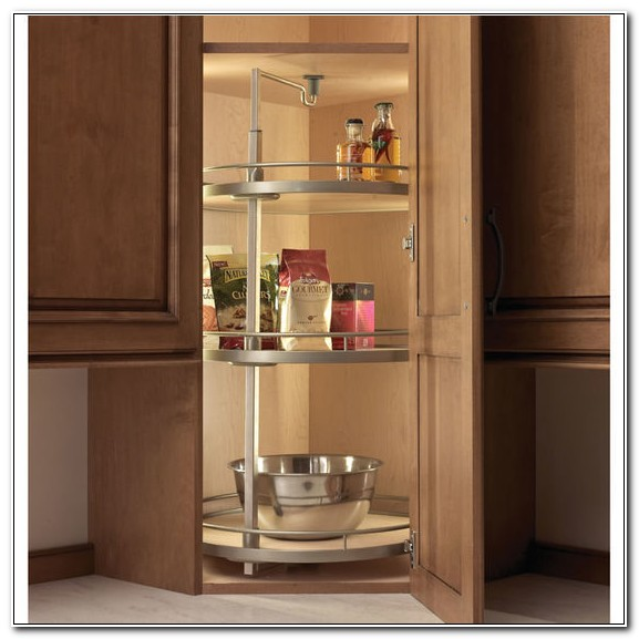 Lazy Susan For Upper Cabinets