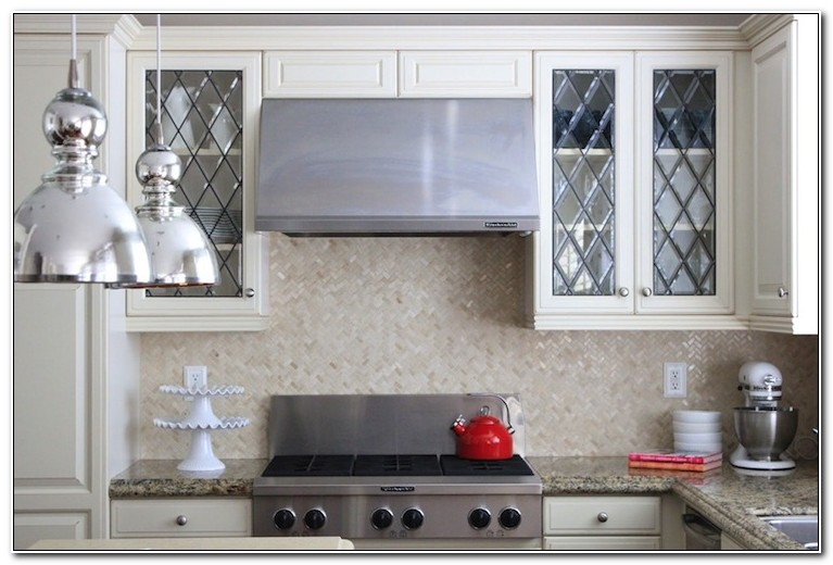 Leaded Glass For Kitchen Cabinets