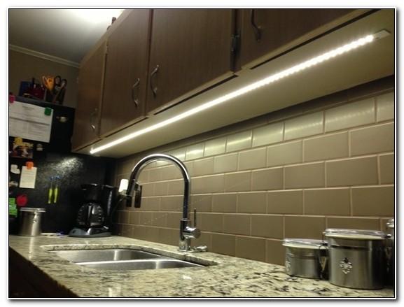 Led Strip Lights Under Cabinets