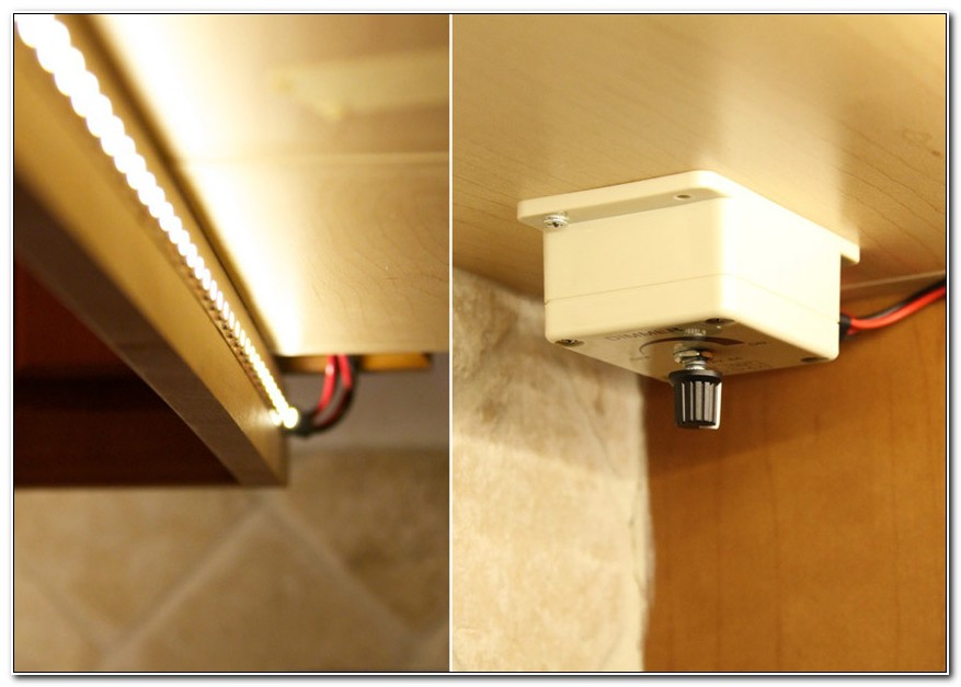 Led Under Cabinet Lighting Dimmable Tape