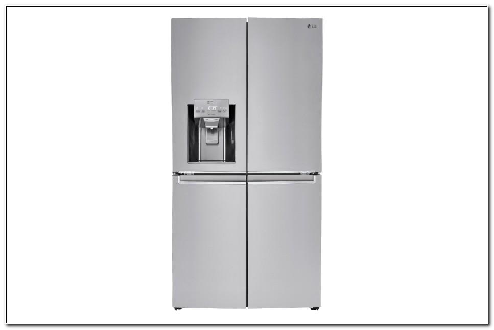 Lg Cabinet Depth Refrigerator