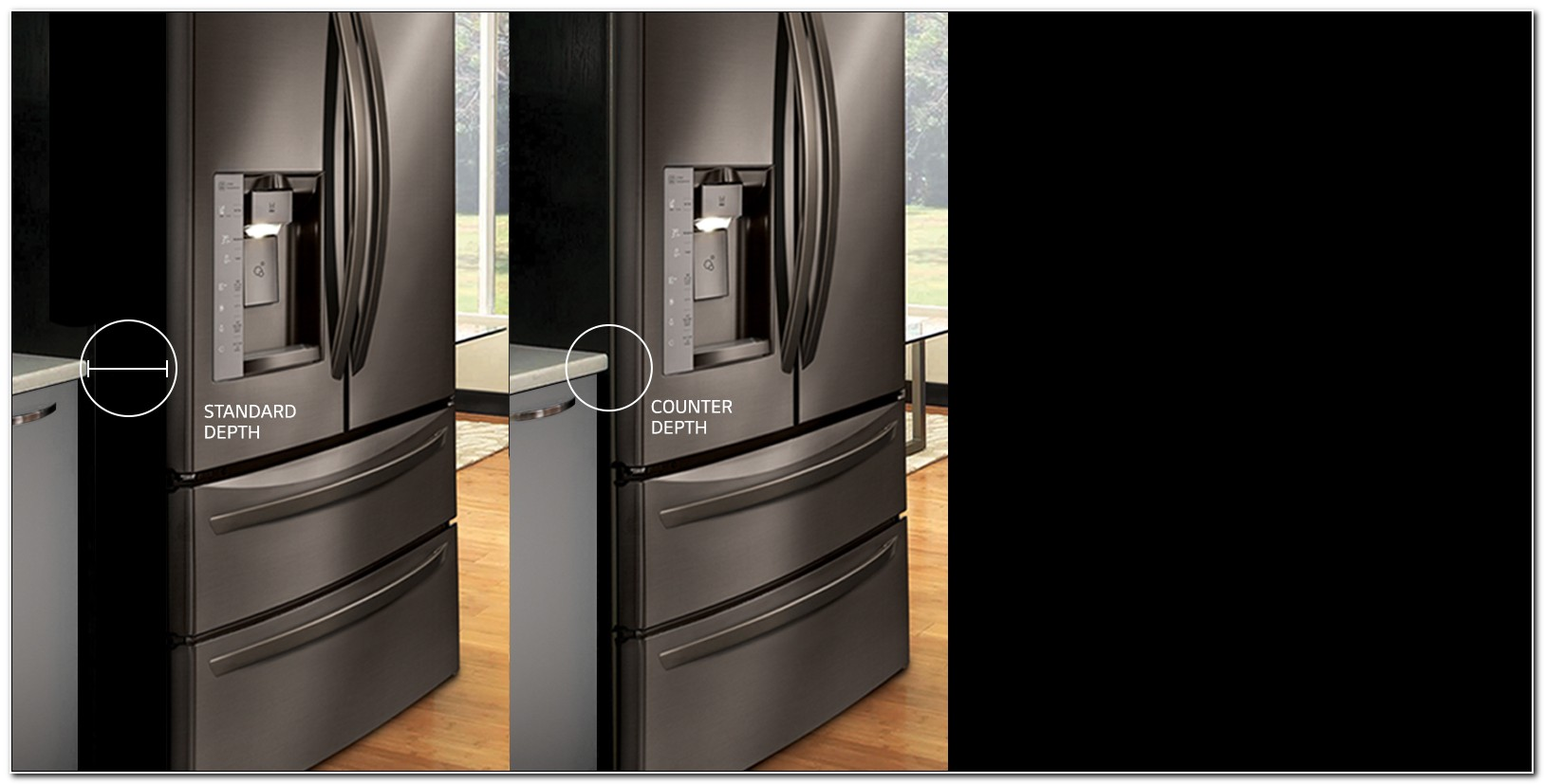 Lg Counter Depth Refrigerators 246