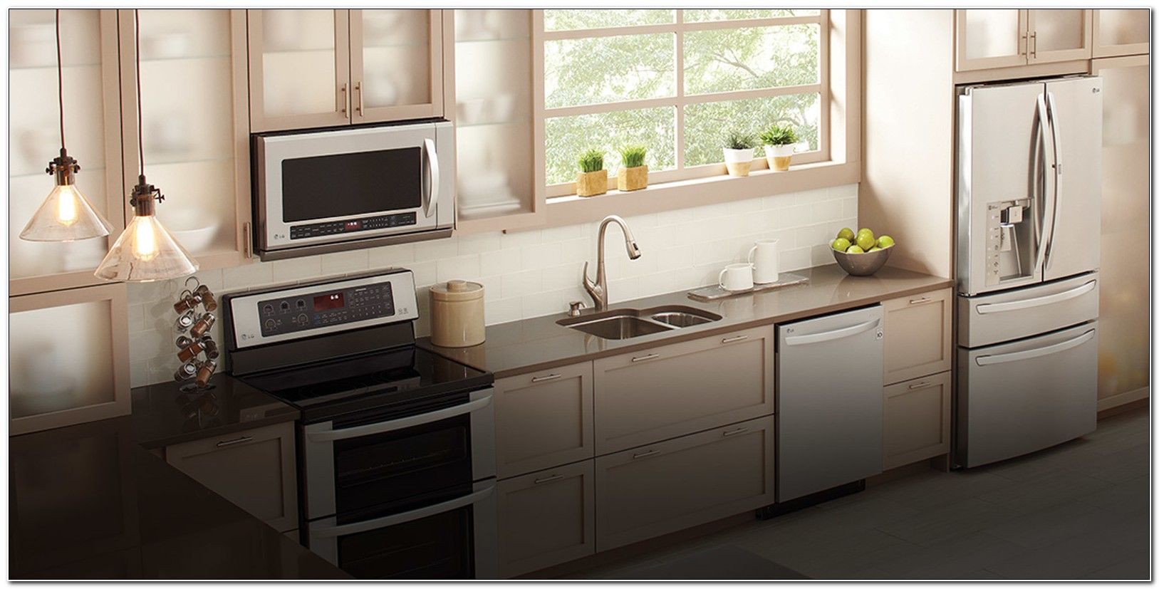 Lg Under Cabinet Microwave