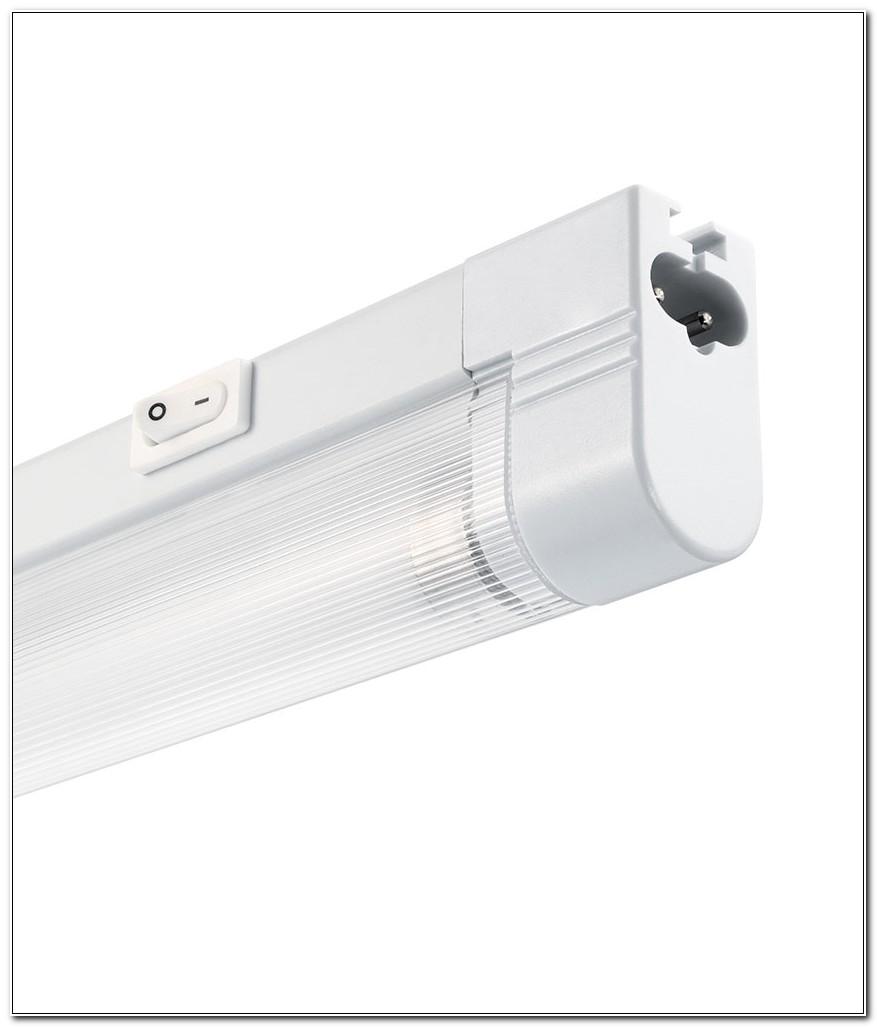 Linkable Fluorescent Under Cabinet Lighting