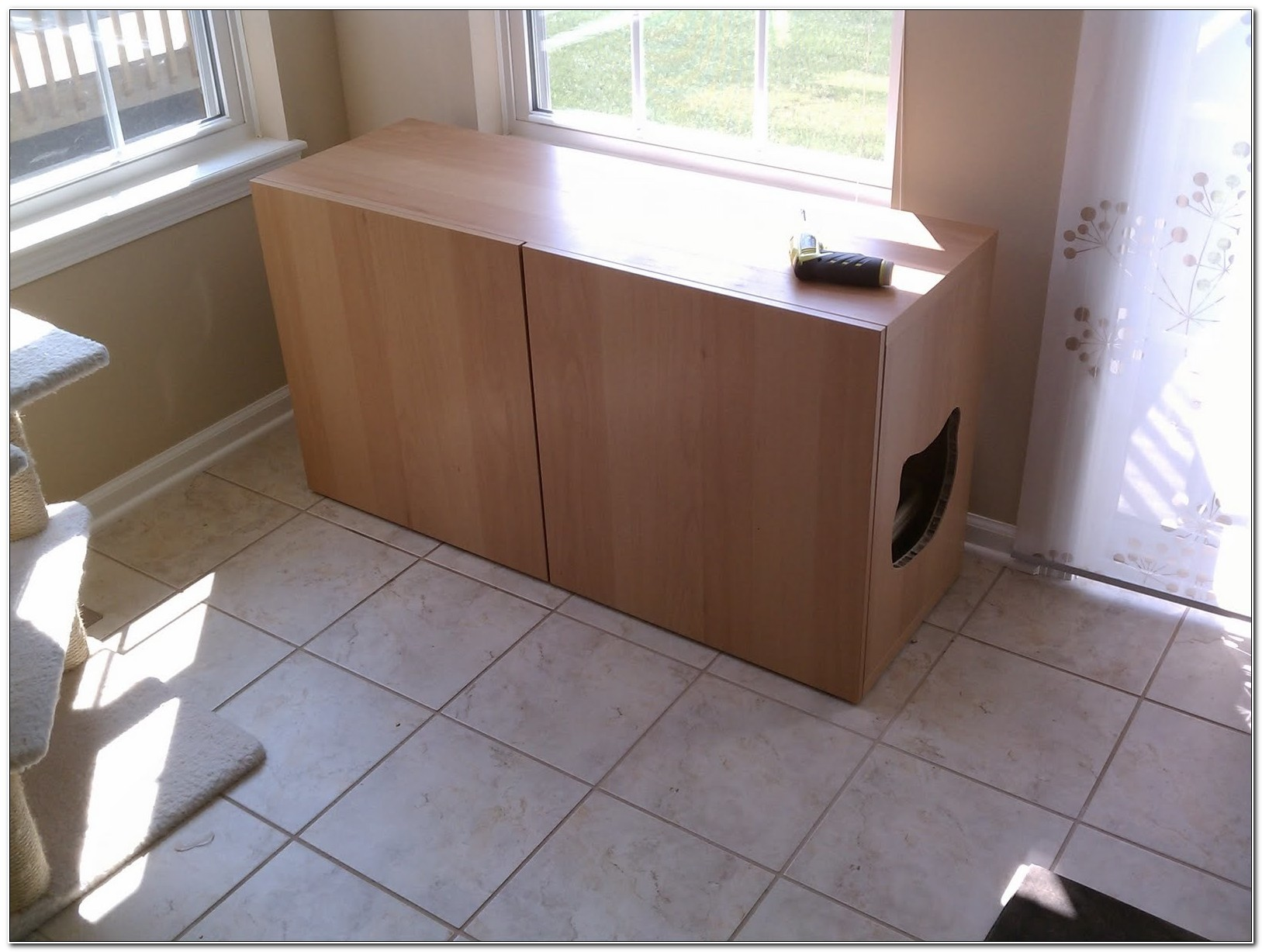 Litter Box Cabinet Ikea