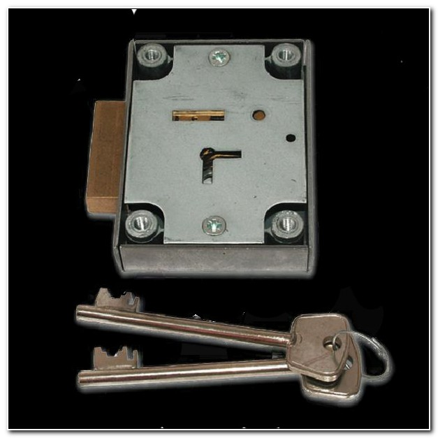 Lock And Key For Gun Cabinet