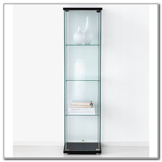 Lockable Glass Display Cabinet Amazon