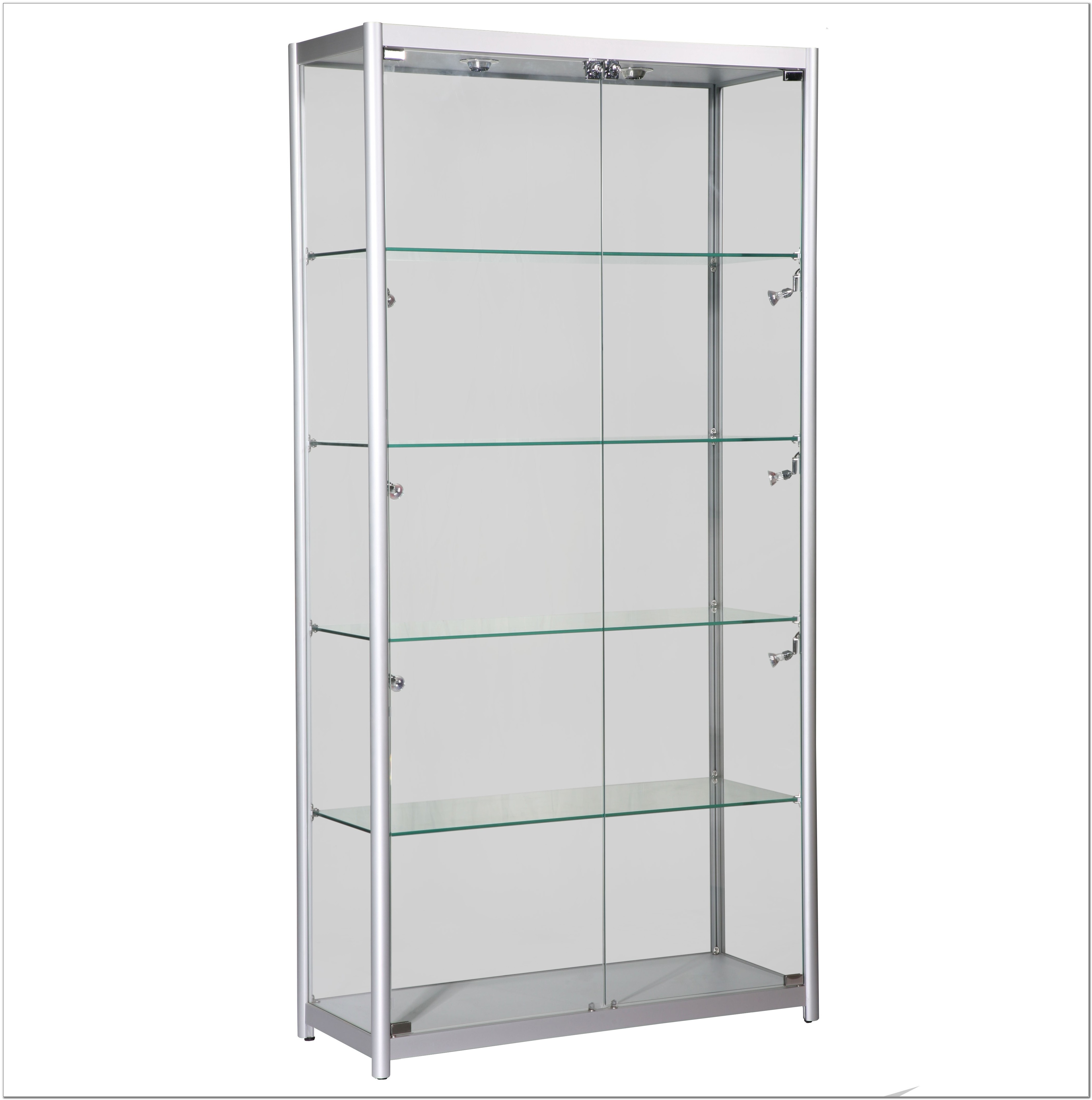 Lockable Glass Display Cabinets Perth