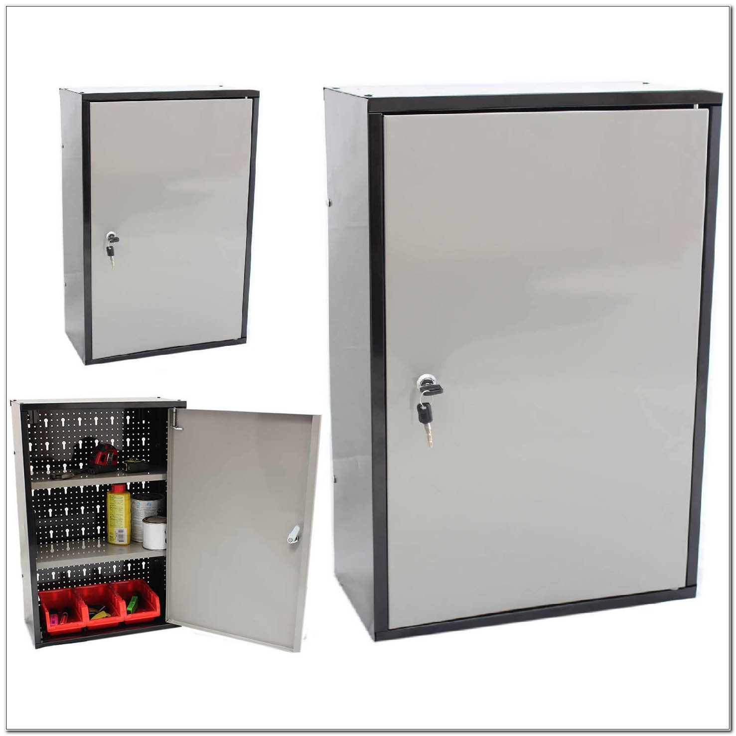 Lockable Tool Storage Cabinets Metal