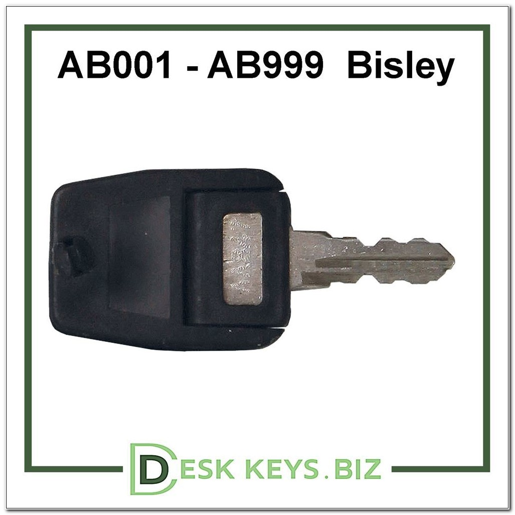 Lost Key For Bisley Filing Cabinet